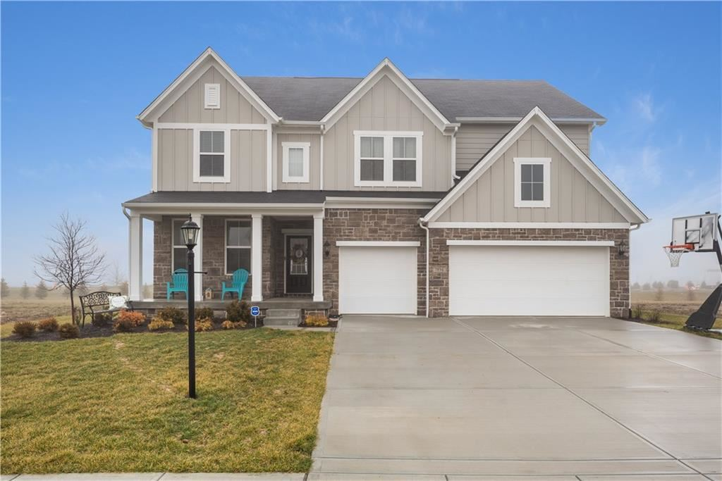 7896 Villa Circle, Avon, IN 46123 - #: 21689791