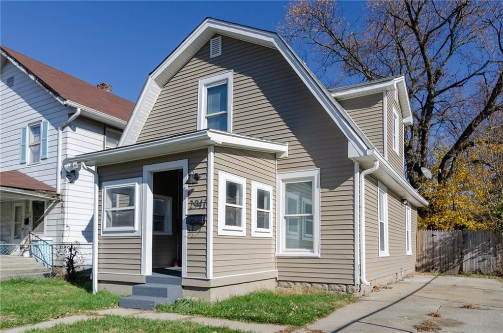Photo of 2941 North Gale Street, Indianapolis, IN 46218 (MLS # 21751791)