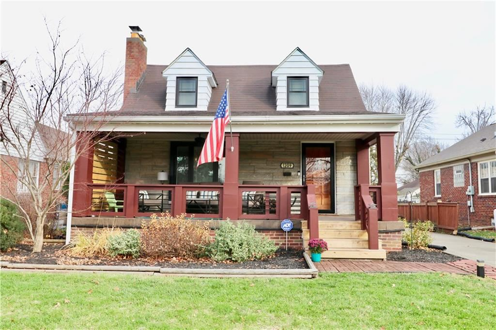 1209 North Butler, Indianapolis, IN 46219 - #: 21754792