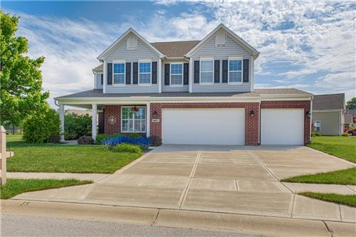 Photo of 4823 Black Marlin Drive, Indianapolis, IN 46239 (MLS # 21780793)