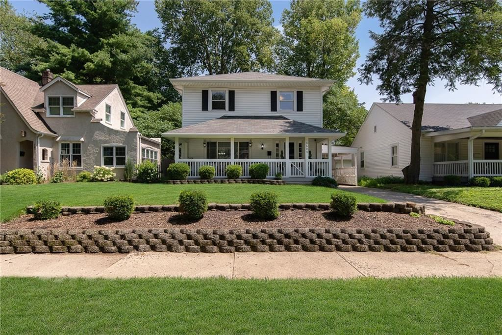 5603 Guilford Avenue, Indianapolis, IN 46220 - #: 21728793