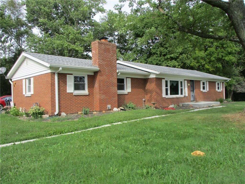 604 East 150 S, Crawfordsville, IN 47933 - #: 21736793