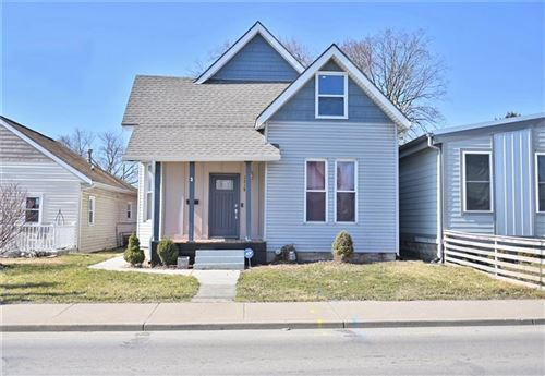 Photo of 1218 South State Avenue, Indianapolis, IN 46203 (MLS # 21769794)