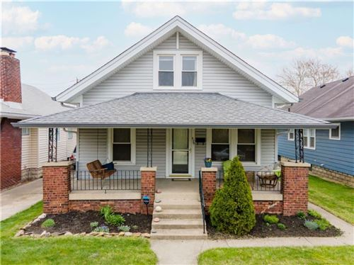 Photo of 439 North Drexel Avenue, Indianapolis, IN 46201 (MLS # 21778794)
