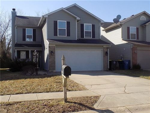Photo of 10419 Hornton Street, Indianapolis, IN 46236 (MLS # 21769795)