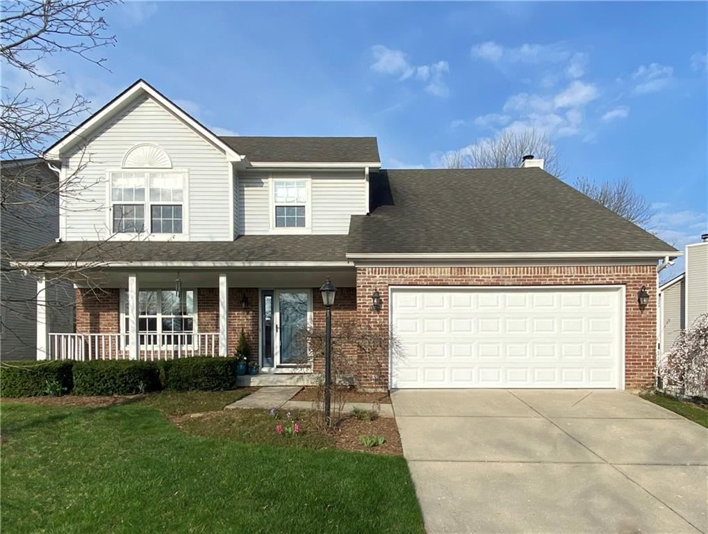 8339 Sawgrass Drive, Indianapolis, IN 46234 - #: 21701797