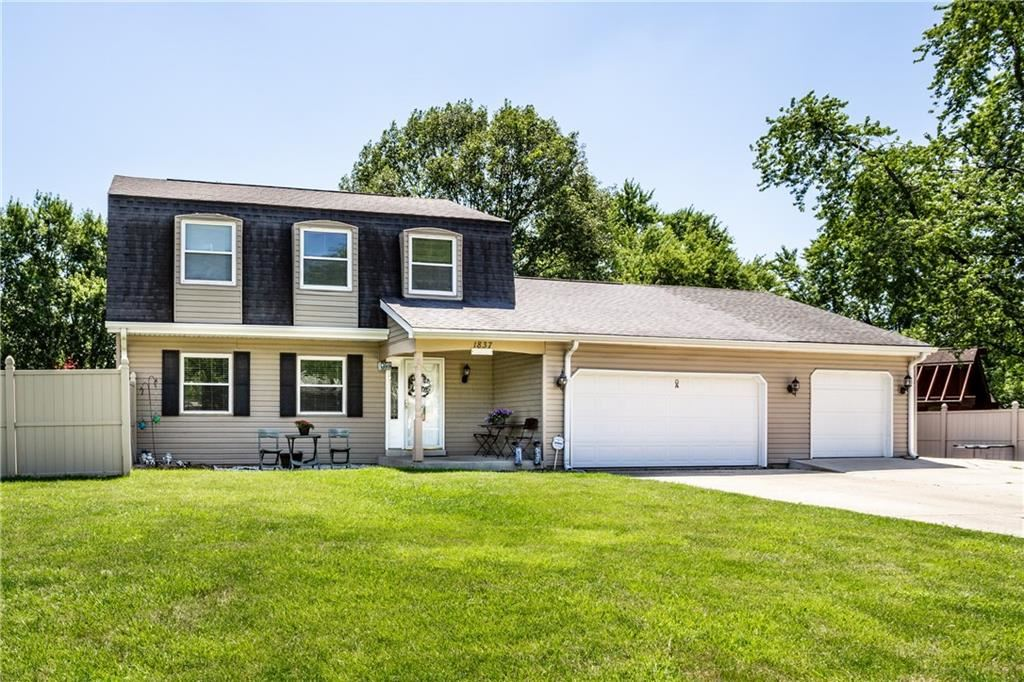 1837 Zinnia Drive, Indianapolis, IN 46219 - #: 21722797