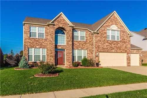 Photo of 9246 North BAYLAND Drive, McCordsville, IN 46055 (MLS # 21689798)