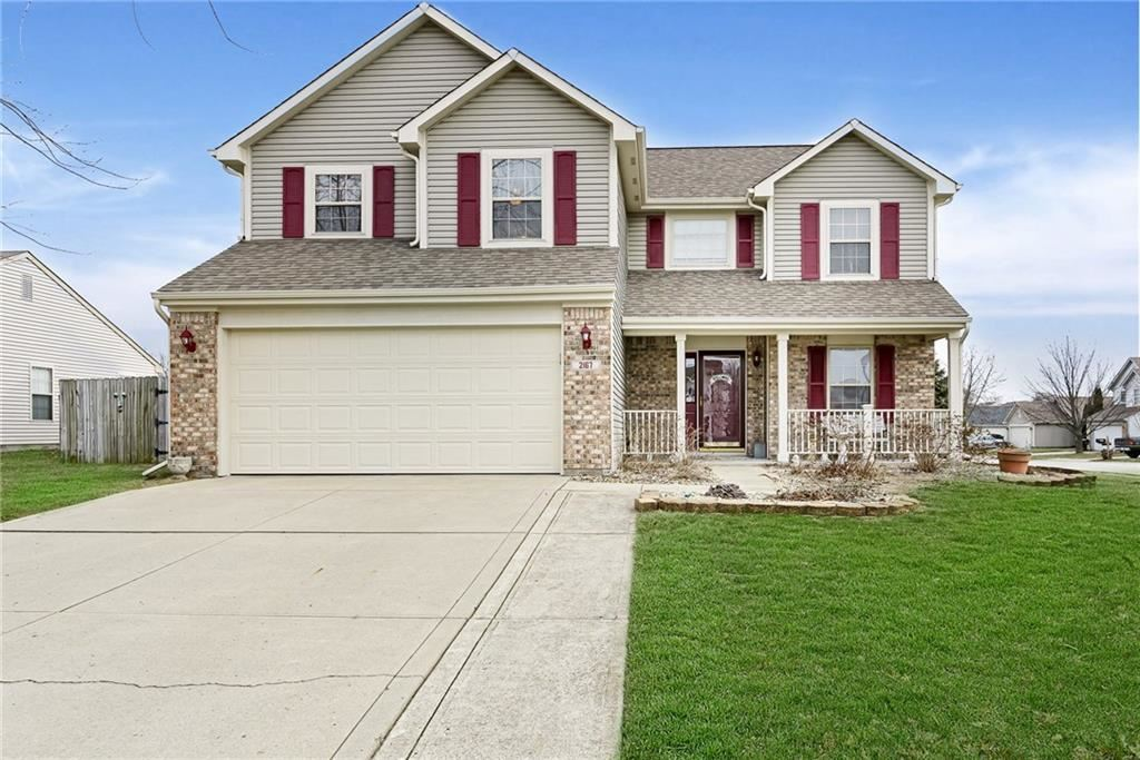 2167 MUGO PINE Court, Greenwood, IN 46143 - #: 21690799