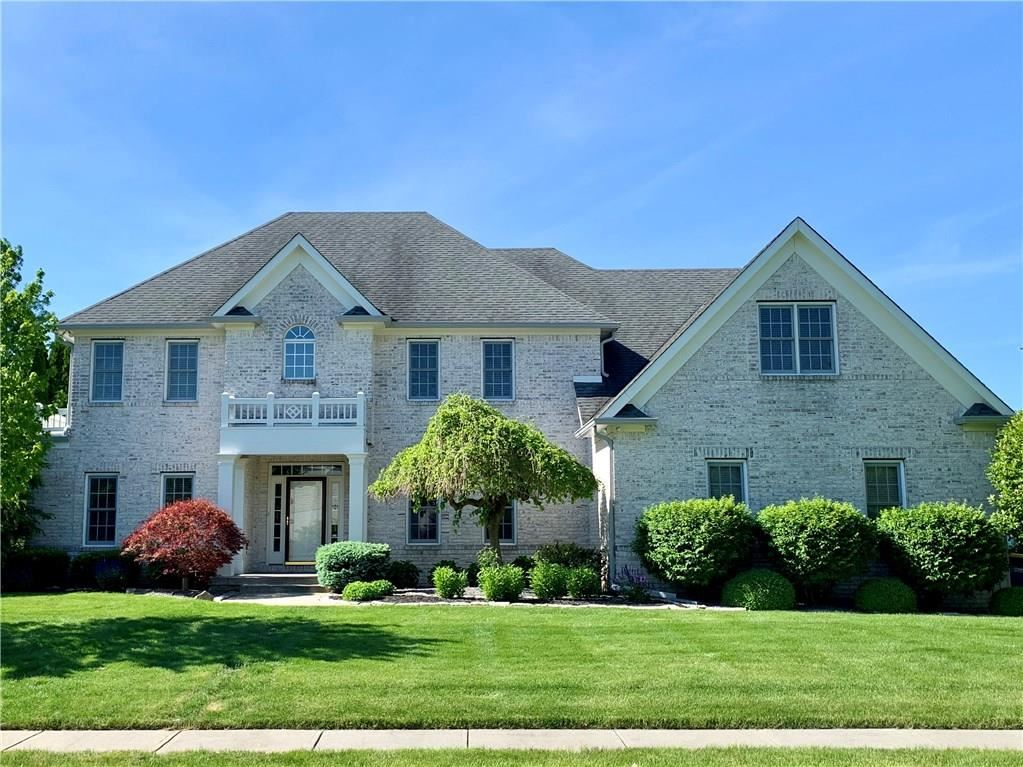 10393 Hollowood Court, Fishers, IN 46038 - #: 21710799