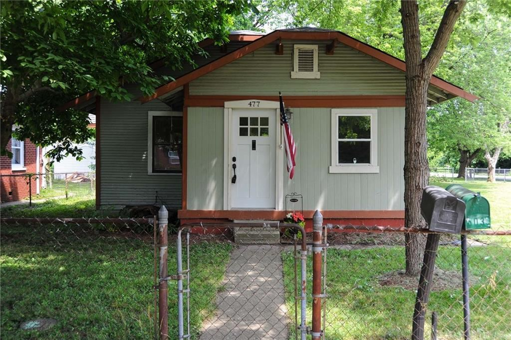 477 South WEBSTER Avenue, Indianapolis, IN 46219 - #: 21723799