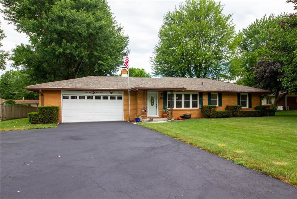 5938 Pine Hill Drive, Indianapolis, IN 46235 - #: 21724799