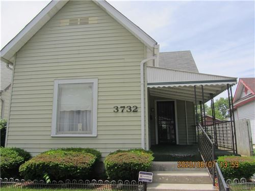 Photo of 3732 North Kenwood Avenue, Indianapolis, IN 46208 (MLS # 21716800)
