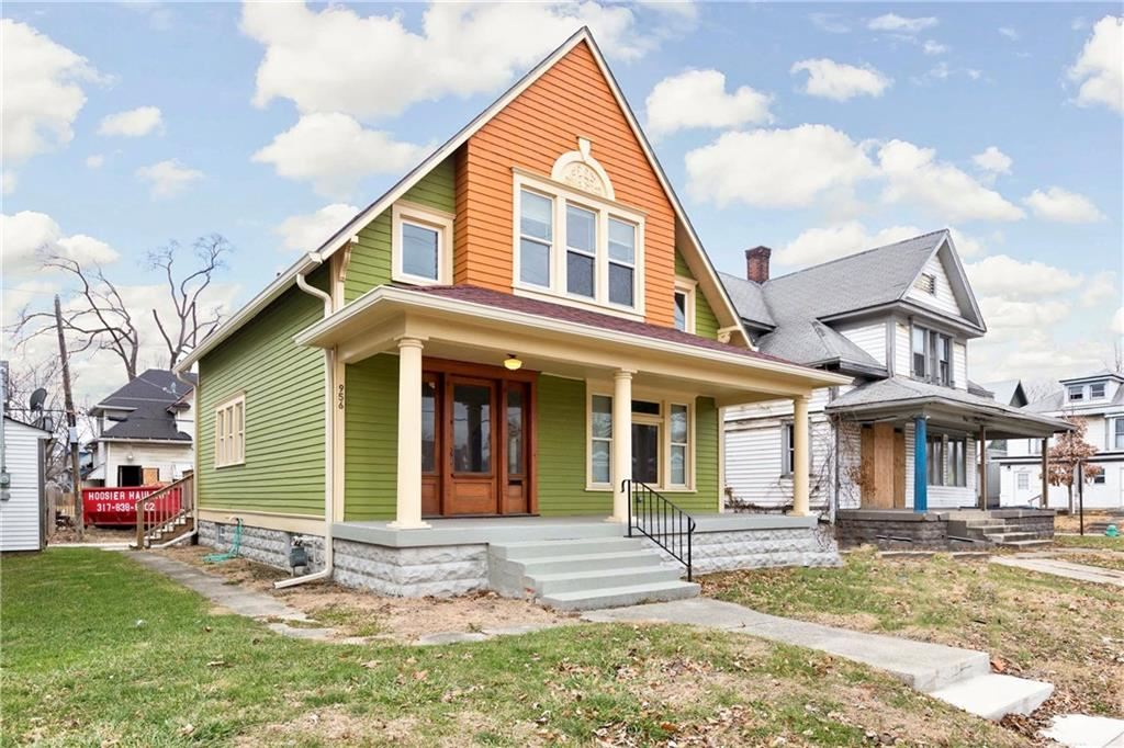 956 North Rural Street, Indianapolis, IN 46201 - #: 21674801