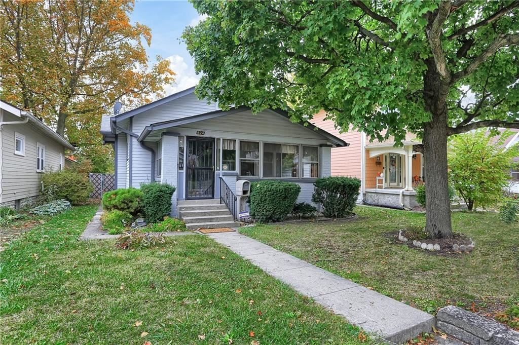 824 North Bancroft Street, Indianapolis, IN 46201 - #: 21678801