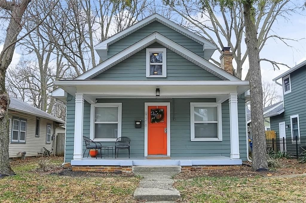 926 East 49th Street, Indianapolis, IN 46205 - #: 21695801