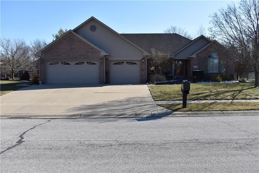 7703 Harnessmaker Court, Plainfield, IN 46168 - #: 21696801