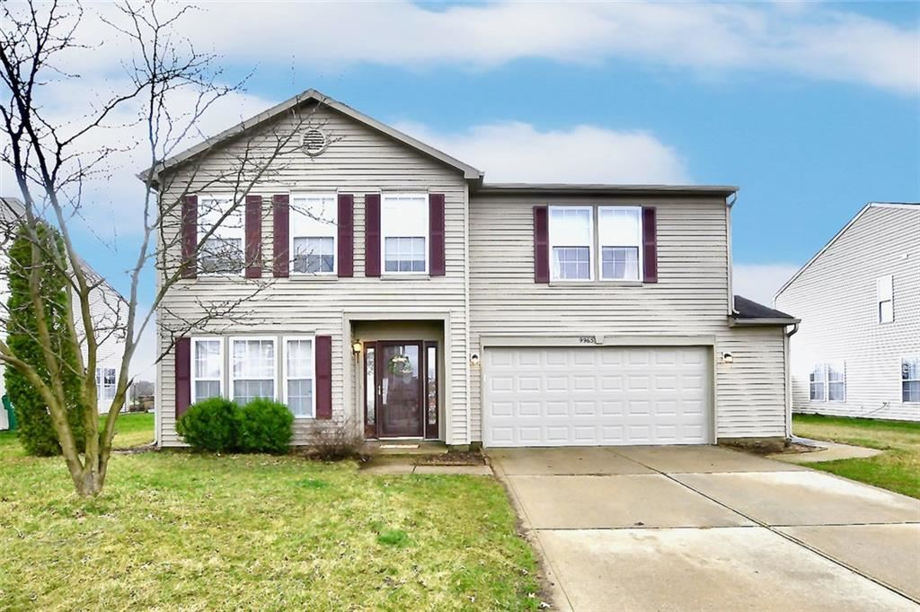 9965 BIG BEND Drive, Indianapolis, IN 46234 - #: 21701802