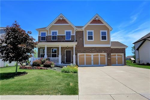 Photo of 7727 Eagle Point Circle, Zionsville, IN 46077 (MLS # 21793803)