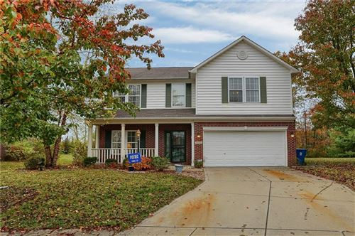 Photo of 5322 KIDWELL Circle, Indianapolis, IN 46239 (MLS # 21748806)