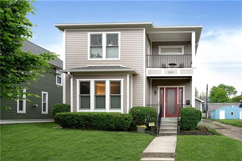 Photo of 1624 North Alabama Street, Indianapolis, IN 46202 (MLS # 21711807)