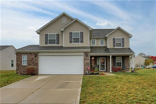 Photo of 6445 Spring Flower Drive, Indianapolis, IN 46237 (MLS # 21746807)