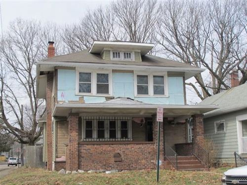 Photo of 3602 North Kenwood Avenue, Indianapolis, IN 46208 (MLS # 21778807)