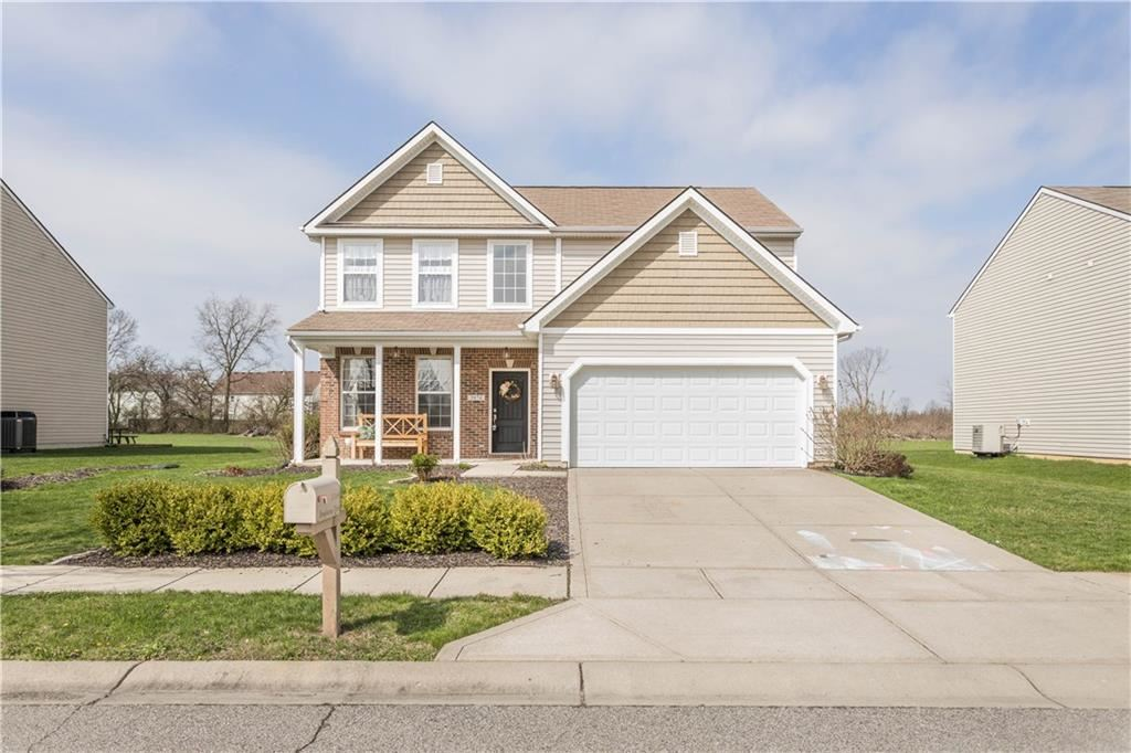 5874 Brookstone Drive, Indianapolis, IN 46234 - #: 21703807