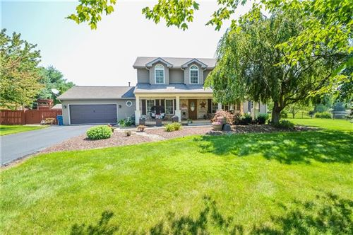 Photo of 7129 Acton Road, Indianapolis, IN 46259 (MLS # 21801808)