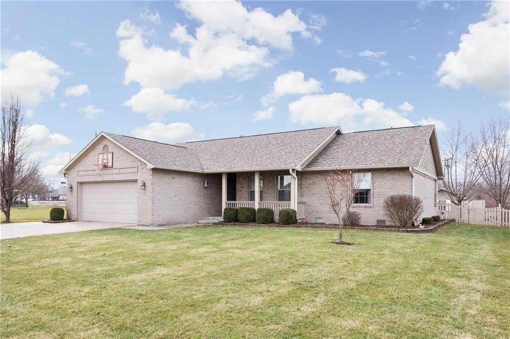 4194 South Danita Court, New Palestine, IN 46163 - #: 21690809