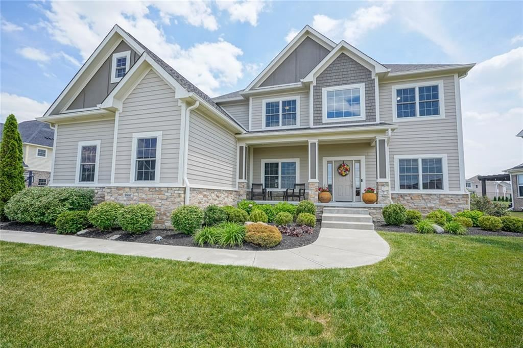 9957 Backstretch Row, Fishers, IN 46040 - #: 21716809