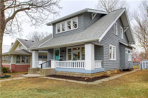 Photo of 4221 North Sunset Avenue, Indianapolis, IN 46208 (MLS # 21690810)