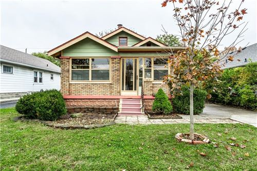Photo of 1517 North EUCLID Avenue, Indianapolis, IN 46201 (MLS # 21748810)