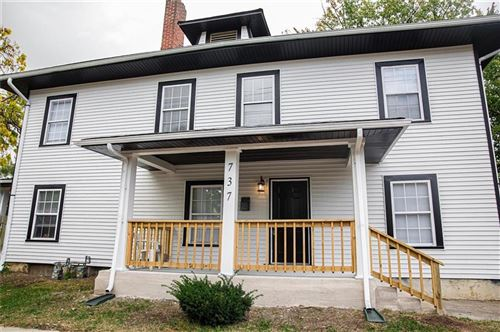 Photo of 737 East 22nd Street, Indianapolis, IN 46202 (MLS # 21749810)