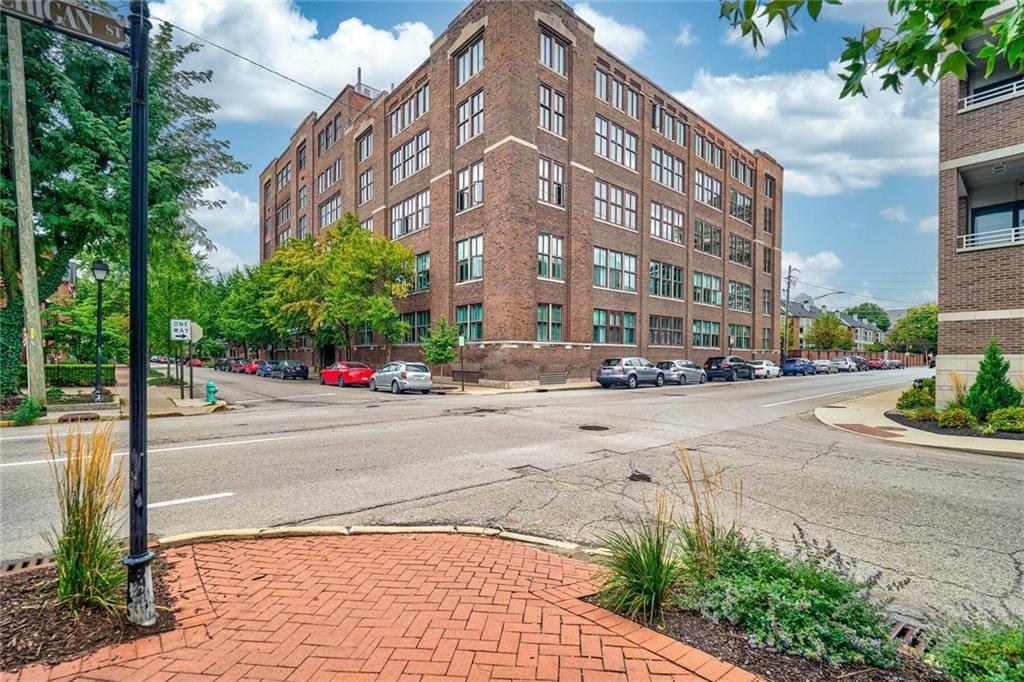 430 North Park Avenue #403, Indianapolis, IN 46202 - #: 21736810
