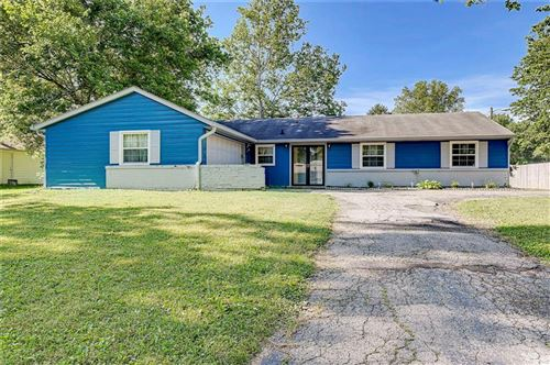 Photo of 1807 West 72ND Street, Indianapolis, IN 46260 (MLS # 21722811)