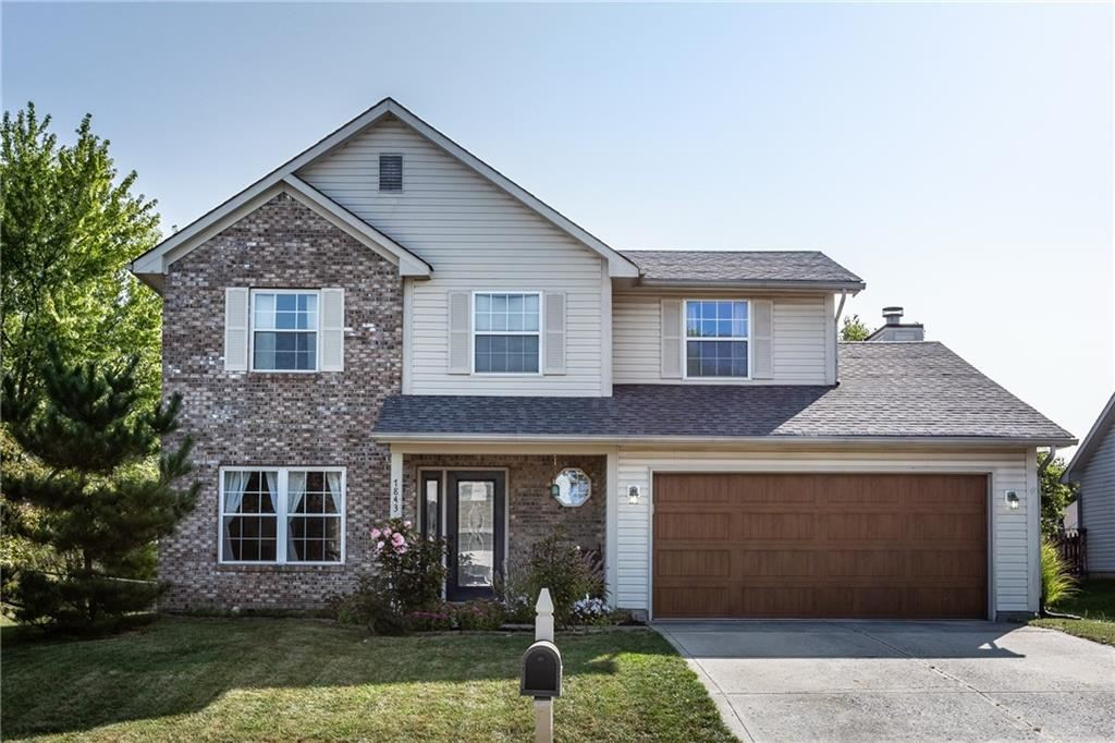 7843 Almond Drive, Indianapolis, IN 46237 - #: 21739811