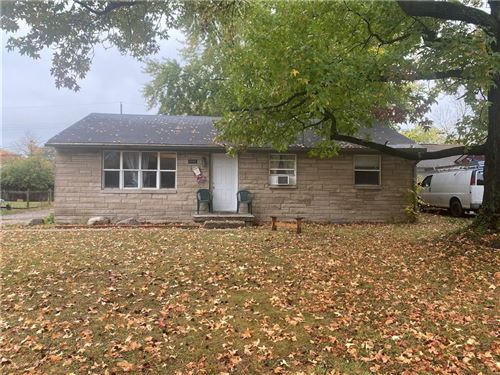 Photo of 3926 North Bolton Avenue, Indianapolis, IN 46226 (MLS # 21755812)