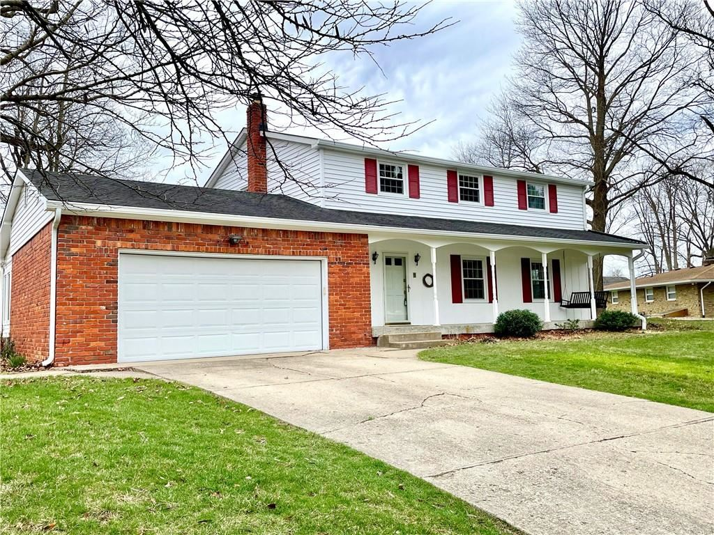 Photo of 207 Narcissus Drive, Indianapolis, IN 46227 (MLS # 21773812)