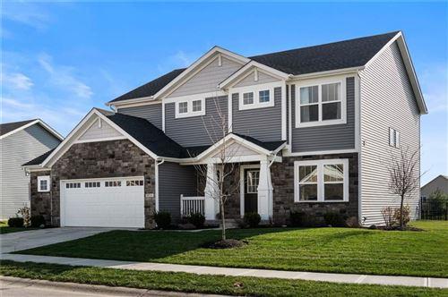 Photo of 1029 Parker Lane, Westfield, IN 46074 (MLS # 21754813)