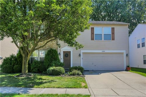 Photo of 10307 HATHERLEY Way, Fishers, IN 46037 (MLS # 21804813)