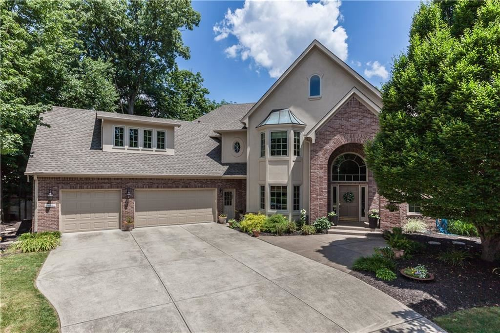 8569 Bluefin Circle, Indianapolis, IN 46236 - #: 21581813