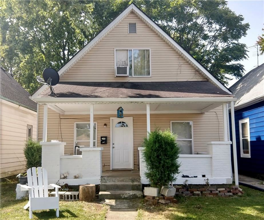 954 North OLNEY Street, Indianapolis, IN 46201 - #: 21740813