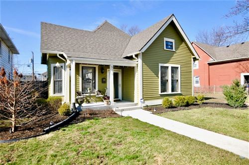 Photo of 540 North Beville Avenue, Indianapolis, IN 46201 (MLS # 21694814)