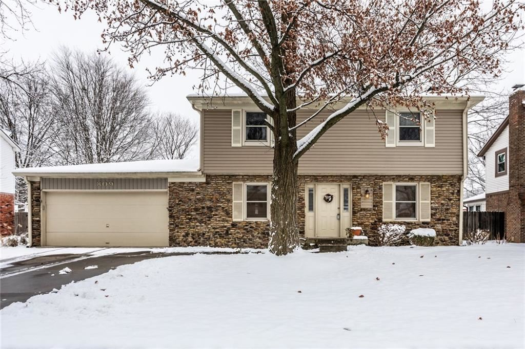 809 Haymount Drive, Indianapolis, IN 46241 - #: 21685814