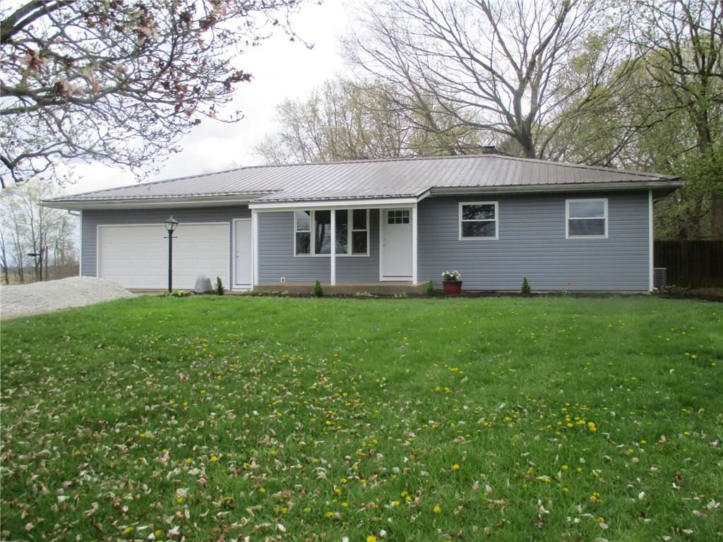 1565 West State Road 32, Crawfordsville, IN 47933 - #: 21706814