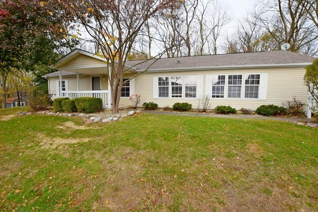 218 Northwest Drive, Pendleton, IN 46064 - #: 21750814