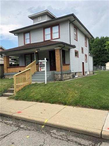 Photo of 3531 East New York Street, Indianapolis, IN 46201 (MLS # 21723815)