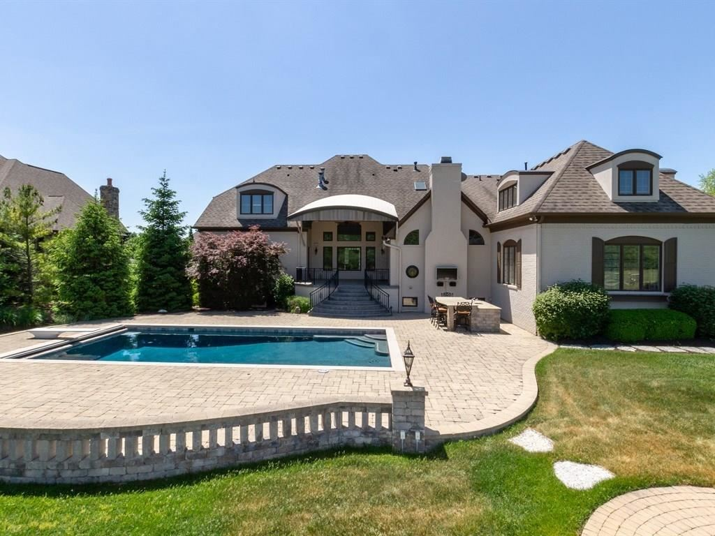 12012 Hawthorn Ridge, Fishers, IN 46037 - #: 21623815
