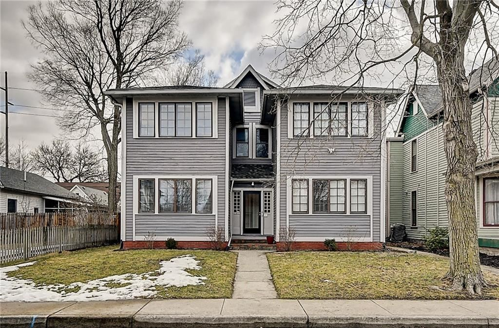 1455 North New Jersey Street #2, Indianapolis, IN 46202 - #: 21768815